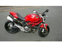 2011 Ducati 696 Monster (very low mileage)