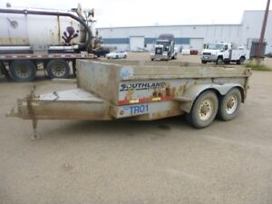 2006 SOUTHLAND SL270-12HY T/A DUMP TRAILER - UP FOR AUCTION