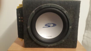 subwoofer alpine type s ampli bolt