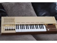 BONTEMPI B9 ELECTRONIC KEYBOARD CAN BE SEEN WORKING/CANADA