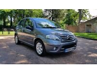 CITROEN C3 1.4 HDI AIRDREAM PLUS 09 PLATE 2009 1OWNER 71728 MILES FULL SERVICE HISTORY A/C ALLOYS