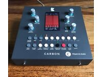 Kilpatrick Audio Carbon midi & CV sequencer (mint)