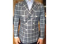 New Blazer wool & Silk