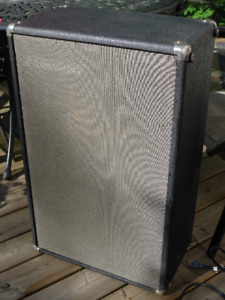 Traynor 2x12 Guitar Cabinet Twin Twelve YT-12 Norelco 60's