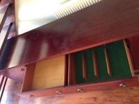 Beautiful large mahogany sideboard