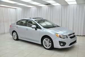 2013 Subaru Impreza 2.0L AWD SEDAN w/ BLUETOOTH, HEATED SEATS, S