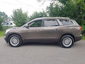 2008 Buick Enclave CXL AWD,7SEATER,P.LEATHER  SEATS,DUAL SUNROO