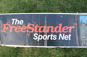 Free Stander Sports Net for Volleyball, Tennis and Badminton