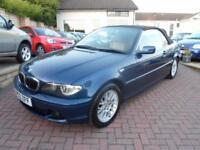2003 BMW 3 Series 2.5 325Ci 2dr