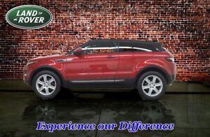 2015 Land Rover Range Rover Evoque Premium 2 Dr. AWD