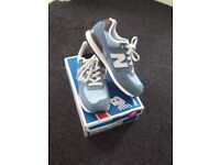 New Balance trainers size youth 4