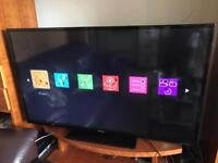 """50"""" Bush led Tv built in freeview"""