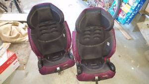 sièges d'auto