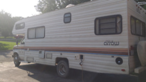 1989 Ford Motor Home