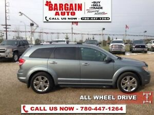 2010 Dodge Journey LEATHER,MOON ROOF,6 CYL,NAVIGATION,AWD   - Ce