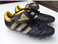 Adidas Rugby Boots - Size UK 12 - Good Condition