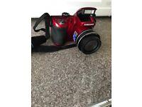 Red Samsung wb100 had camera/video
