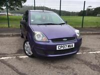 Ford Fiesta 1.25 2007 Style Climate 2007 *MOT JULY 2018, SERVICED IN JULY 2017*