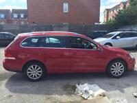 2008 Volkswagen Golf estate.immaculate condition.been well look after by previous owner