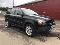 Volvo XC90 se 2.4 diesel automatic 7 seater 64,000 miles