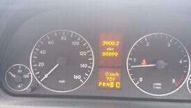 Mercedes A Class A160 CDI CLASSIC SE (silver) 2008