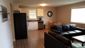 FULLY FURNISHED 2 BEDROOM SUITE NEAR VIU
