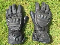 Motorcycle gloves size 11