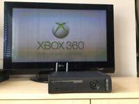 Xbox 360 + 30 Games
