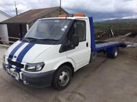 FORD TRANSIT RECOVERY 2.4, XLWB, IMMACULATE LORRY, FULL YEARS MOT