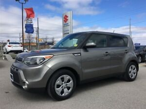 2015 Kia Soul LX ~Fun-To-Drive Attitude ~5-Star Safety Rating