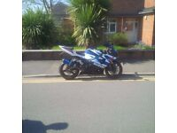 Suzuki GSXR 1000 K3 - 12 months MOT / New fairings - PX WELCOME