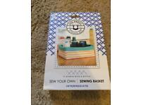 Sewing bee craft kit