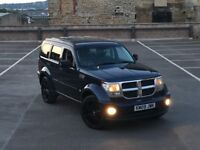 ✅ 09 DODGE NITRO FULLY LOADED + SAT NAV + AUTO + HEATED LEATHER SEATS ( BMW X5 / Q7 / MITSUBISHI )