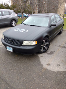 2001 Audi A8 Other