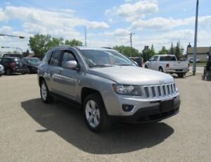 2016 Jeep Compass Sport  -  Leather -  Sunroof - Low Mileage