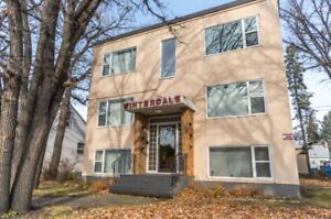 One Bedroom Suite in Beautiful St. Boniface at 437 Marion Street