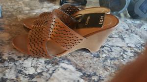 Size 9 women's sandals BRAND NEW