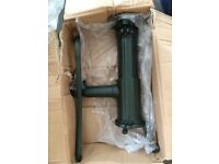 Large Cast iron water pump