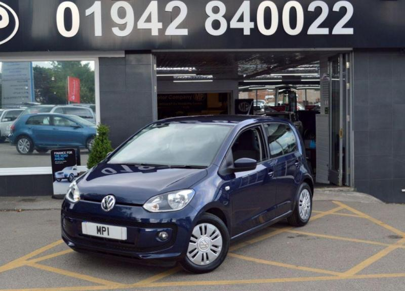 2015 15 VOLKSWAGEN UP 1.0 MOVE UP BLUEMOTION TECHNOLOGY 5D 59 BHP HATCH, 1 OWNER