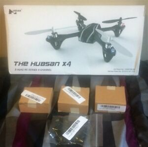 New Version Upgraded Hubsan X4