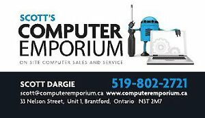 Scott's Computer Emporium Computer Repairs and Sales