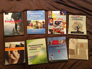 Lethbridge College - Early Childhood Education Textbooks