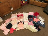 3-6 Months girls bundle