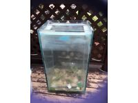 Very solid fish tank for sale