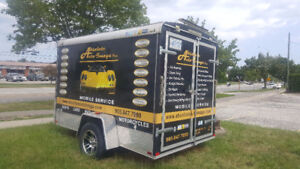 Fully Equipped Utility trailer 6ft x 10ft NEVER USED