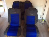 VW MK 5 GOLF SPORTS ACTIVE SEAT COVERS