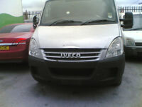 iveco 2.3 hpi 5 speed gearbox 2007
