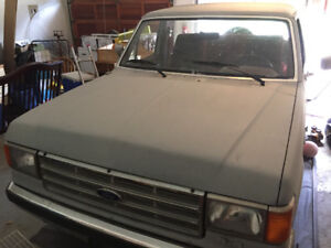 1987 Ford Bronco Convertible