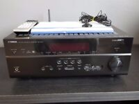 Yamaha RX-V677 7.2Ch, AirPlay, WiFi, 3D, 4K Upscaling, Excellent Condition