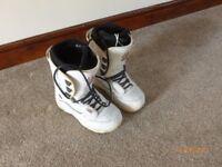 Ski Boots (Vans) size 9.5